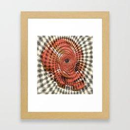 Visionary ˈvɪʒ(ə)n(ə)ri Framed Art Print