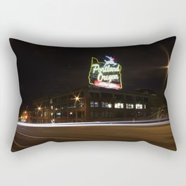 White Stag/Made in Oregon/Portland, Oregon Rectangular Pillow