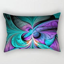 The Heart of the Matter Rectangular Pillow