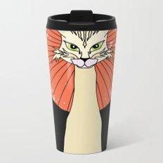 Felidae Metal Travel Mug