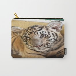 Tiger, Small Indo-China  Carry-All Pouch