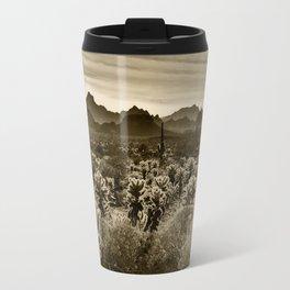 Teddy Bear Cactus Travel Mug