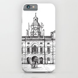 Sketch from London 05 iPhone Case