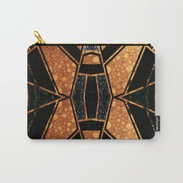 Geometric #957 Carry-All Pouch
