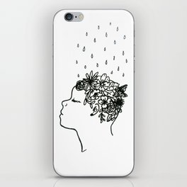 Mental Growth iPhone Skin