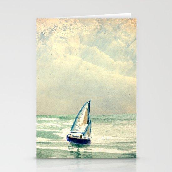 Seas Stationery Cards