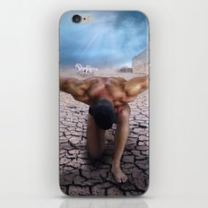 the slave  iPhone & iPod Skin