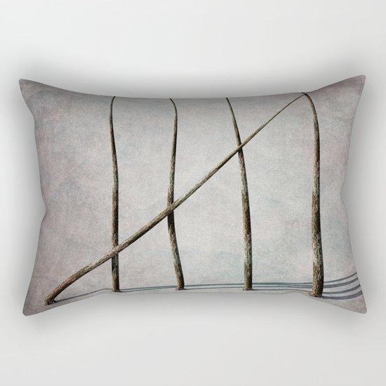 5treesleft Rectangular Pillow
