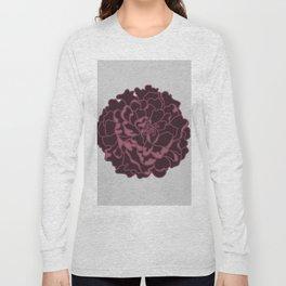 Blush Peony Long Sleeve T-shirt