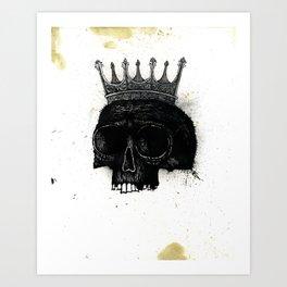 Usurper the III. Art Print