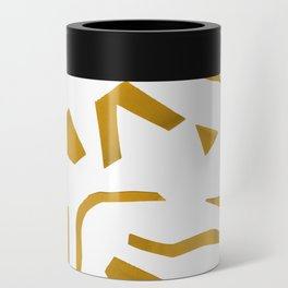 Cut out - Yellow Can Cooler