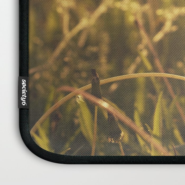 A Field of Wishes Laptop Sleeve