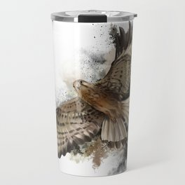 Falcon Flight Travel Mug
