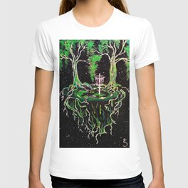 Swamp Discing T-shirt