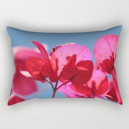 Bougainvillea II Rectangular Pillow