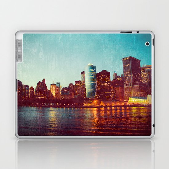 When the Lights Go Out Laptop & iPad Skin