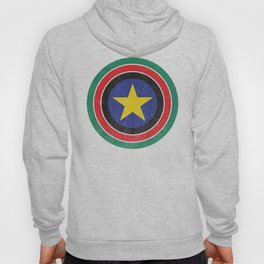 Captain South Sudan 2 Hoody