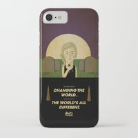 buffy the vampire slayer iPhone & iPod Cases featuring Buffy The Vampire Slayer by Gary  Ralphs Illustrations