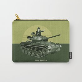 Tank Sinatra Carry-All Pouch