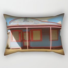 For sale at $2,000 - The house, not the Print! Rectangular Pillow