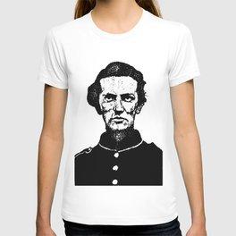 sgt george c whitecar T-shirt
