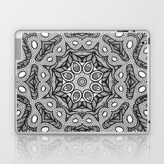Doodle Mandala Laptop & iPad Skin