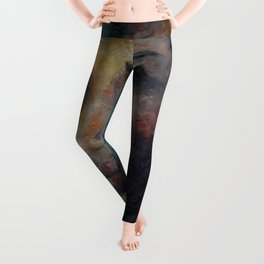 Courage by Lu Leggings