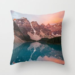 Souls Climbing Throw Pillow