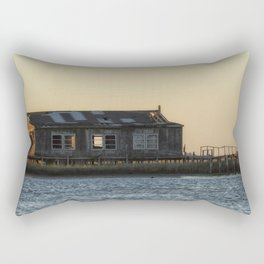Waterfront Property Rectangular Pillow