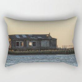 Waterfront Property Rectangular Pillow