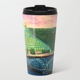 The Castle of Light Travel Mug