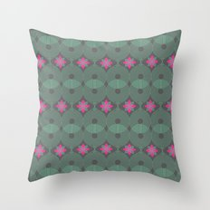 Pattern_03 [CLR VER I] Throw Pillow