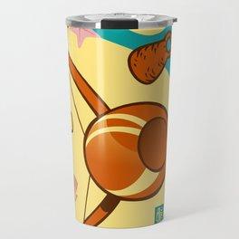 Capoeira 653 Travel Mug