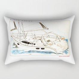 CAST AWAY Rectangular Pillow