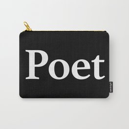 Poet inverse Carry-All Pouch