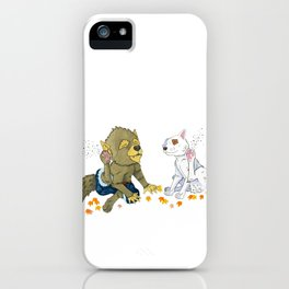 Scratch iPhone Case
