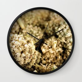 Autumn gifts Wall Clock