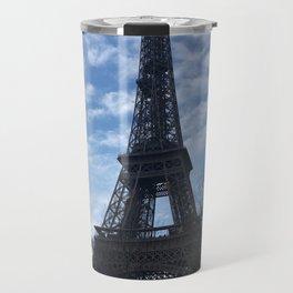 Paris in Winter Travel Mug