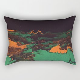ŁÁQUESCÅPE Rectangular Pillow