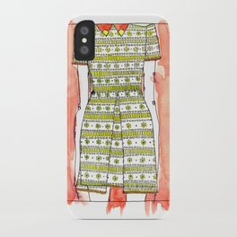 LACEDRESS. iPhone Case
