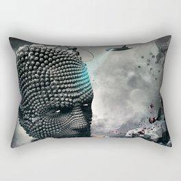Northern Sky Rectangular Pillow