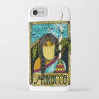 morocco iPhone & iPod Cases featuring Morocco by ZANA