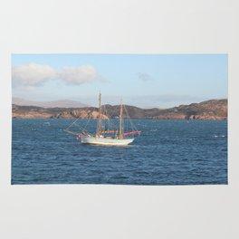 Fionnphort - Isle of Mull - Scotland Rug