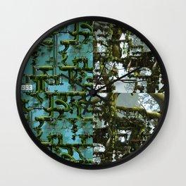 Multiple Flashbacks Wall Clock