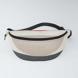 Geometric Modern Art 30 Fanny Pack