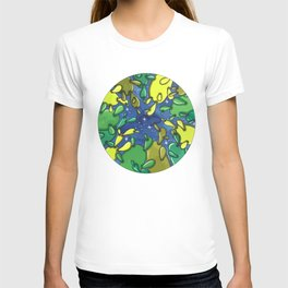 cactuses and night T-shirt
