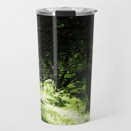 Hidden Woodland - Cornwall, England (Minion) Travel Mug
