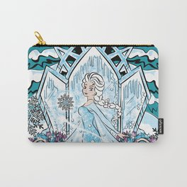 The Snow Queen Carry-All Pouch