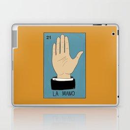 La Mano Card (Traditional) Laptop & iPad Skin
