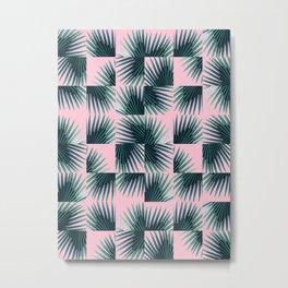 Tropical composition XVIII Metal Print